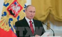 Rusia bersedia bekerjasama dengan semua negara di atas dasar hukum internasional