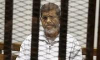 Mahkamah Mesir menghapuskan vonis hukuman mati terhadap mantan Presiden Mohamed Morsi