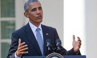 Presiden AS menegaskan kembali arti penting hubungan dengan NATO dan Uni Eropa