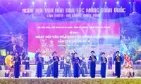 Festival nasional ke-2 Budaya etnis minoritas Mong tahun 2016
