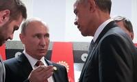 Presiden Rusia dan AS membahas situasi Suriah dan Ukraina