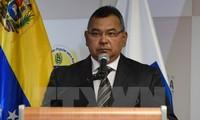 Pembukaan Konferensi ke-7 Menhan UNASUR di Venezuela