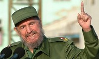 Kuba menyatakan upacara belasungkawa nasional selama 9 hari untuk Pemimpin Fidel Castro