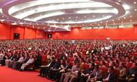 Acara penutupan Sidang Pleno Komite Sentral Partai berkuasa Kamboja