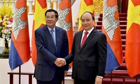 PM Kerajaan Kamboja mengakhiri secara baik kunjungan resmi di Vietnam