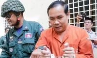 Mempertahankan hukuman terhadap legislator oposisi Kamboja, Um Sam An