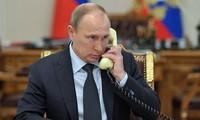 Pemimpin Rusia dan Suriah membahas masa depan Suriah