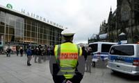 Eropa dengan serempak memperkuat keamanan menjelang Tahun Baru