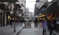 Mencapai permufakatan gencatan senjata sementara di Wadi Barada (Suriah)