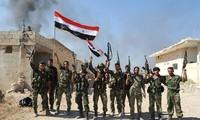 Pemerintah Suriah mengesahakan rencana rekonstruksi kota Aleppo