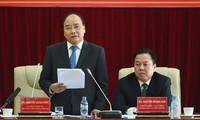 Provinsi Cao Bang harus menjadi model dalam mengatasi kesulitan dan menggeliat diri