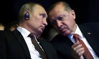 Presiden Rusia dan Turki berbahas tentang perluasan gencatan senjata di Suriah
