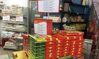 Barang Vietnam menguasai pasar Hari Raya Tet 2017