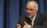 Pemerintah Suriah meminta kepada para fihak peserta perundingan supaya mengutuk serangan teror di kota Homs