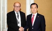 Republik Korea dan Perancis melakukan dialog strategi pertahanan