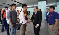 Vietjet meresmikan misi penerbangan internasional baru Hanoi-Siem Reap