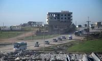 Uni Eropa mengesahkan strategi menangani krisis Suriah
