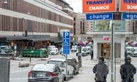 Tersangka pelaku serangan teror di Swedia berada dalam dokumen intelijen