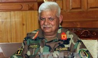 Pemimpin tentara Afghanistan mengundurkan diri setelah terjadi serangan dari Taliban