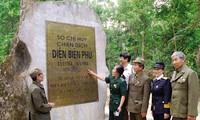Bulan Mei di situs peninggalan sejarah Kemenangan Dien Bien Phu