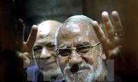 Mahkamah Pidana Mesir menjatuhkan vonis hukuman seumur hidup terhadap pemimpin spirituil MB