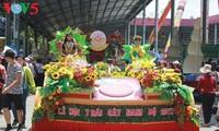 Pembukaan Festival buah-buahan daerah Nam Bo