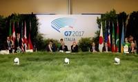 Perubahan iklim: AS tidak menyetujui isi perubahan iklim dalam Pernyataan bersama G7
