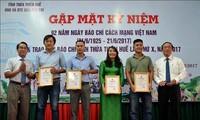 Banyak aktivitas memperingati Hari Pers Revolusioner Vietnam