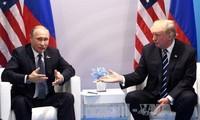 Presiden Rusia dan AS melakukan pembicaraan di sela-sela KTT G20