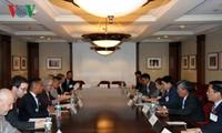 AS dan Vietnam berkoordinasi untuk mendorong kerjasama tingkat daerah