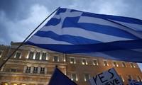 "IMF mengesahkan paket talangan ""tergantung"" untuk Yunani"