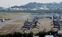 AS mengembalikan sebagian tanah pangkalan militer Okinawa kepada Jepang