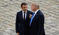 Presiden AS dan Perancis membahas koordinasi aksi di Suriah dan Irak