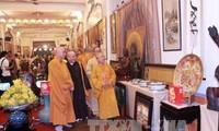 Pembukaan Pekan Kebudayaan Agama Buddha untuk menyambut Perayaan Besar Ulambana 2561