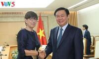 Vietnam ingin mendorong hubungan kerjasama dengan Belgia, Slovakia dan Uni Eropa