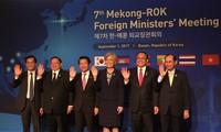 Mendorong kerjasama antara Sub-kawasan Mekong dan Republik Korea