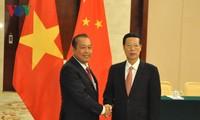Vietnam memperkuat hubungan kerjasama persahabatan dengan Tiongkok