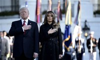 Mengenangkan ultah ke-16 Hari terjadinya serangan teror 11/9: Presiden Donald Trump berkomitmen akan membela keamanan negara AS