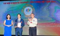 """Penghargaan """"Top ICT Vietnam"""" menuju ke kecenderungan perkembangan revolusi industri 4.0"""