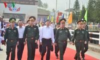 Temu pergaulan persahabatan pertahanan perbatasan Vietnam-Tiongkok