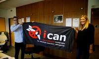 Hadiah Nobel Perdamaian tahun 2017 diberikan kepada ICAN