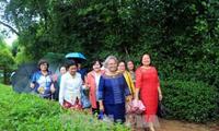 Delegasi mantan guru diaspora Vietnam di Thailand mengunjungi kampung halaman Presiden Ho Chi Minh