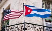 Banyak organisasi AS memprotes kebijakan yang menegangkan terharap Kuba
