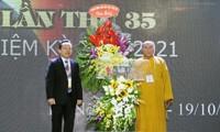 Pembukaan Kongres Majelis Umum Pengurus Pusat Agama Protestan