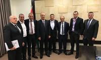 Pejabat senior Israel dan Palestina melakukan pertemuan di Tepi Barat