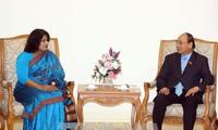 PM Vietnam, Nguyen Xuan Phuc menerima Dubes Bangladesh