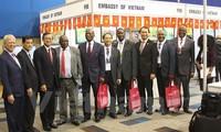 Pekan Raya Perdagangan ASEAN-Afrika yang pertama diadakan di Afrika Selatan