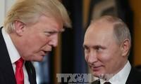AS dan Rusia berbahas tentang masalah Suriah