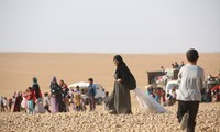 Suriah: Krisis migran terbesar di dunia