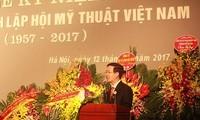 Asosiasi Seni Rupa Vietnam memperingati ultahnya yang ke-60
